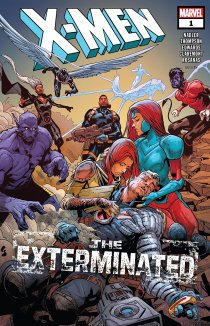 Читать X-Men: The Exterminated онлайн