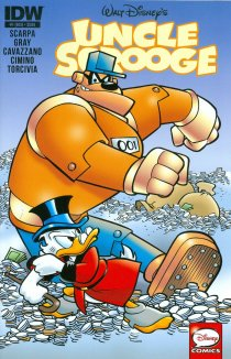 Читать Uncle Scrooge vol 5 / Дядюшка Скрудж. Том 5 онлайн