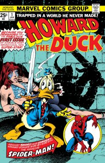 Читать Howard the Duck vol 1 / Говард Утка. Том 1 онлайн