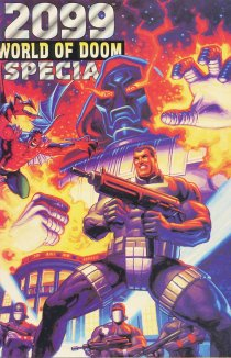 Читать 2099 Special: The World of Doom / 2099: Мир Дума онлайн